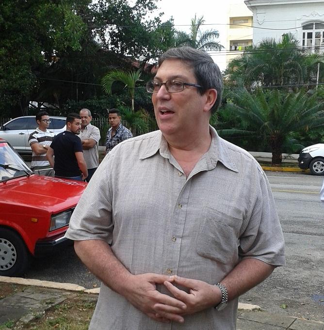 Bruno Rodríguez: Sentido de renovación y continuidad (+Audio)