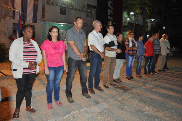 Electores de Cienfuegos votarán por Fidel, Cuba y la Revolución