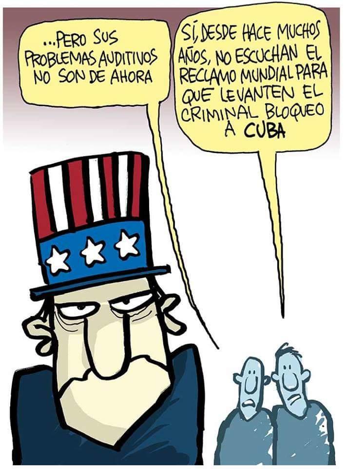 """Embajadora cubana en ONU: """"Cuba jamás ha estado sola"""""""