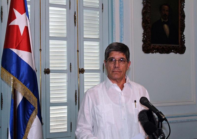 Califican de fabricación política medida de EE.UU. contra Cuba