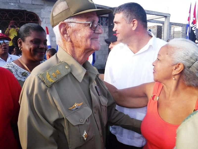 Celebra Alto Songo 60 años de plena libertad