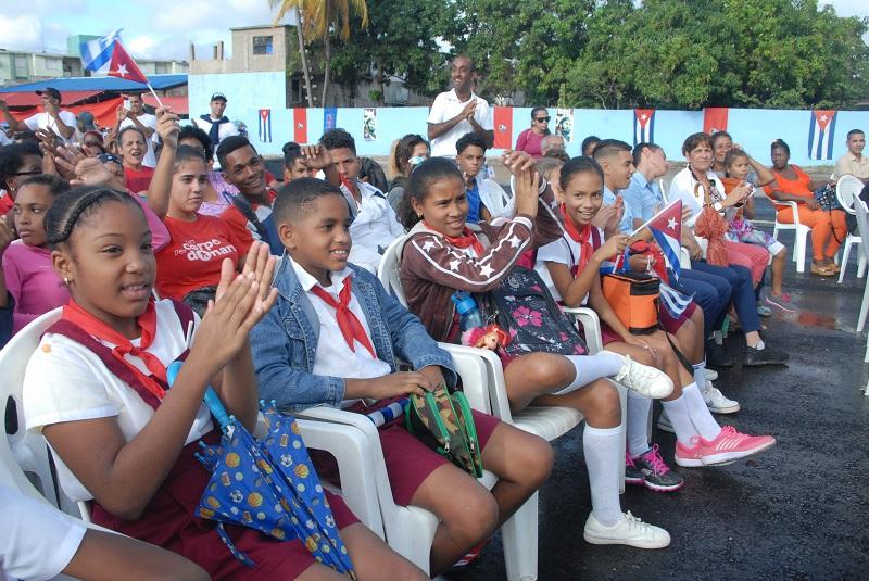 Celebran en La Habana Aniversario 60 del triunfo de la Revolución