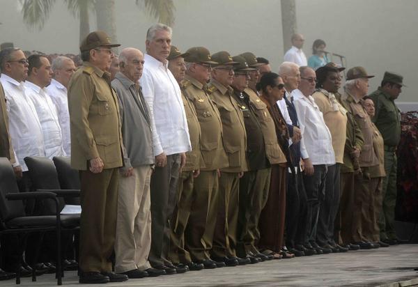 Presidió Raúl homenaje a combatientes del II Frente Oriental (+ Fotos)