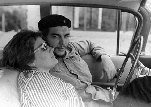Che Guevara y el cumpleaños de Josefina