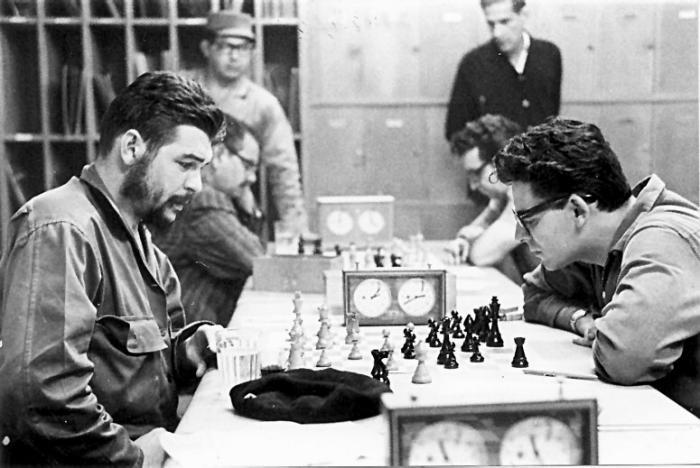 El Che participa en el Capablanca in Memorian (+Fotos)