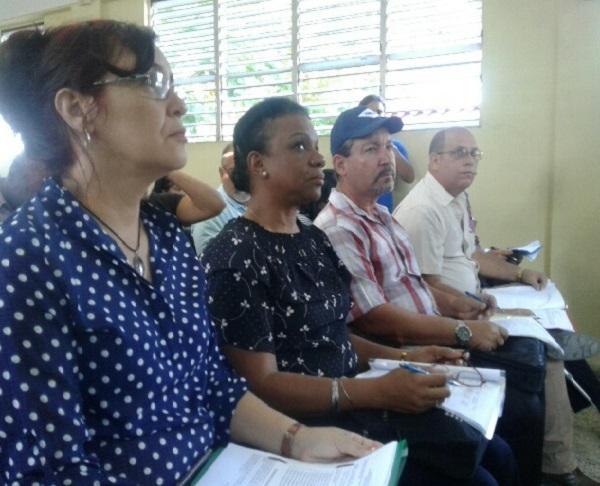 Evalúan marcha de inversiones hídricas en Mayabeque