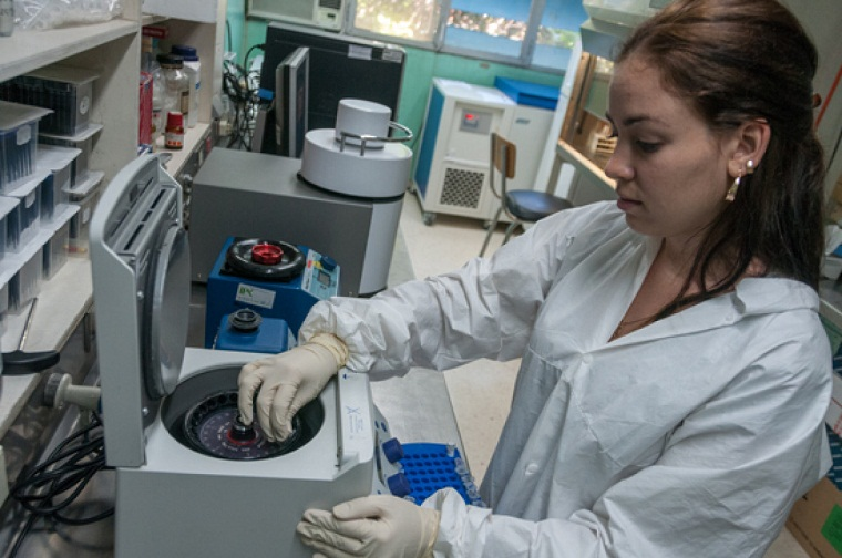 Cuba has 86,426 people dedicated to Science, Technology and Innovation activities. The majority of them are women.