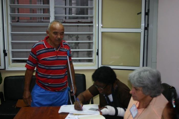 Más de 140 colegios electorales especiales funcionan en Cuba (+Audio)