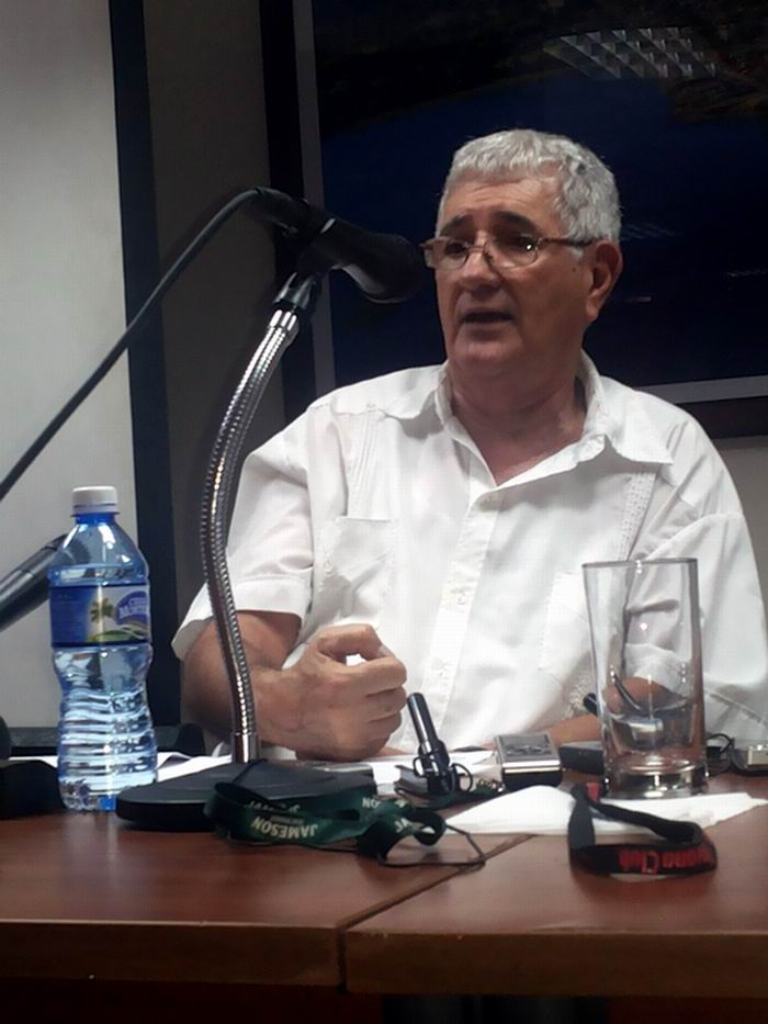 Pedro Abreu, director de Expocuba