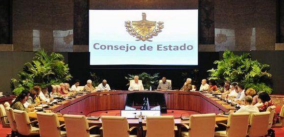 Aprueba Consejo de Estado propuesta de comisión para Reforma Constitucional