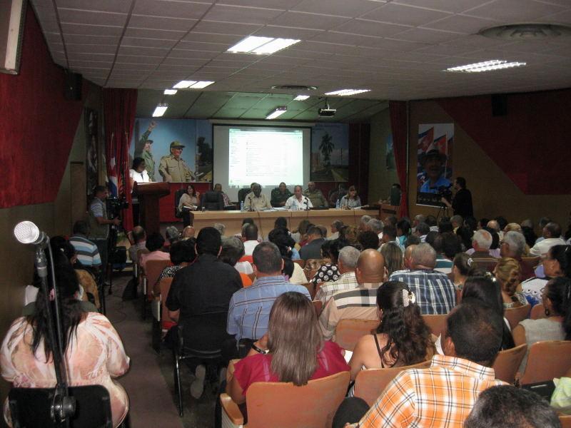 Constata Esteban Lazo resultados de Santiago de Cuba en 2017