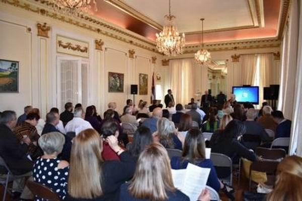 Cuban Consulate in D.C. Meets with US Travel Agents