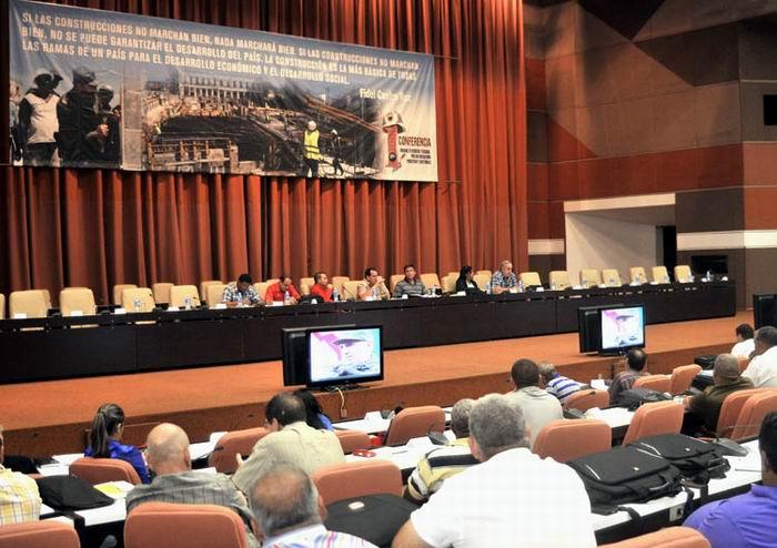 Condenan constructores latinoamericanos bloqueo impuesto por Estados Unidos a Cuba