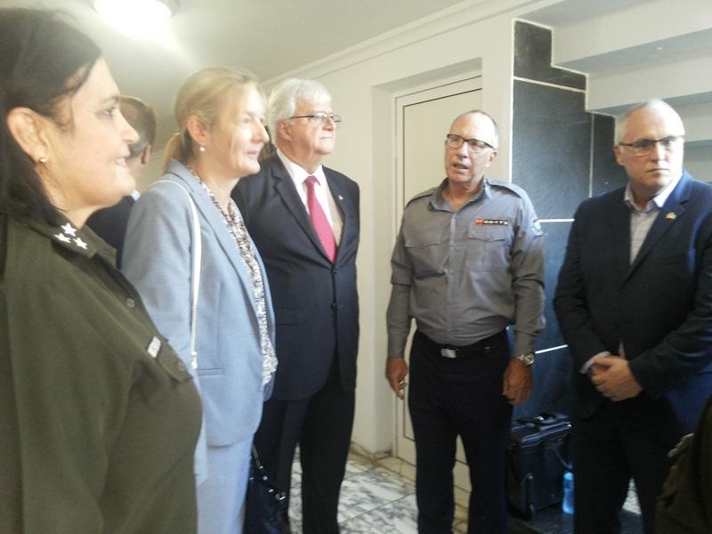 Fortalecen Cuba y Canadá cooperación en materia policial para la protección a menores