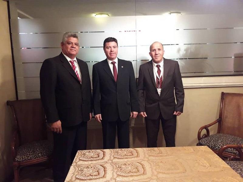 Presidente de Correos de Cuba se reúne con alto directivo de la UPU