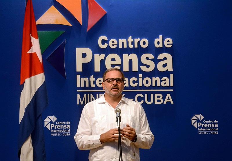 Rechaza Cuba injerencia de la OEA contra Venezuela