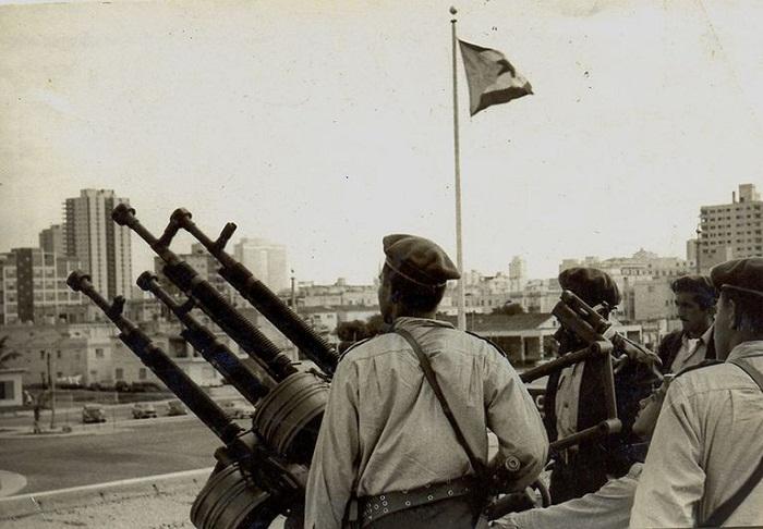Cuba en 1962: listos para combatir (+Audio)