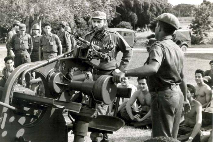 Cuba en 1962: No habrá invasión a Cuba (+Audio)