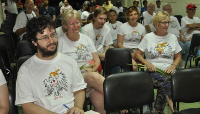 Southern Cross Solidarity Brigade to celebrate in Cuba on January 1