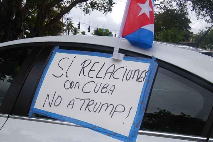 Convoca Alianza Martiana a rechazar bloqueo de EE.UU. contra Cuba