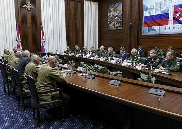 Promueven Rusia y Cuba nuevos nexos militares