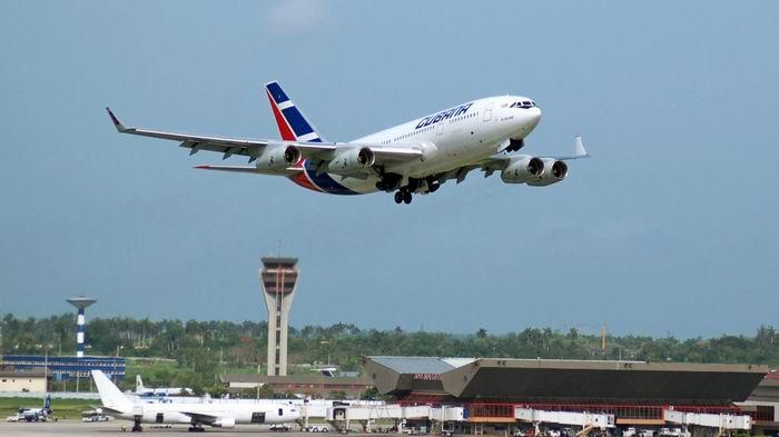 Restablece Cubana de Aviación vuelos a República Dominicana