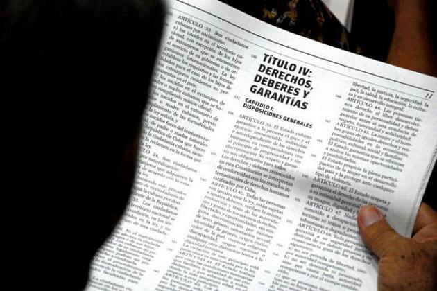 Cubanos residentes en el exterior en el proyecto Constitucional