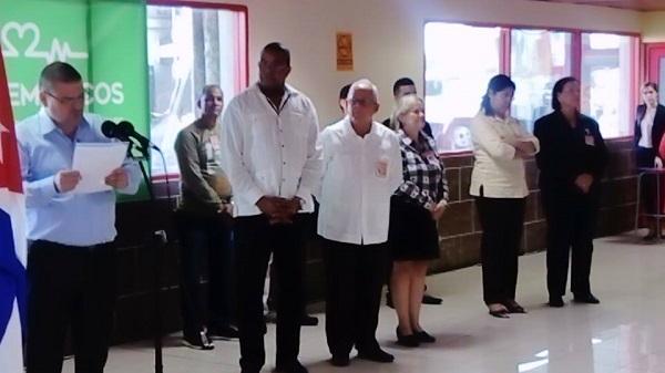 Arriban a la Patria más médicos procedentes de Brasil