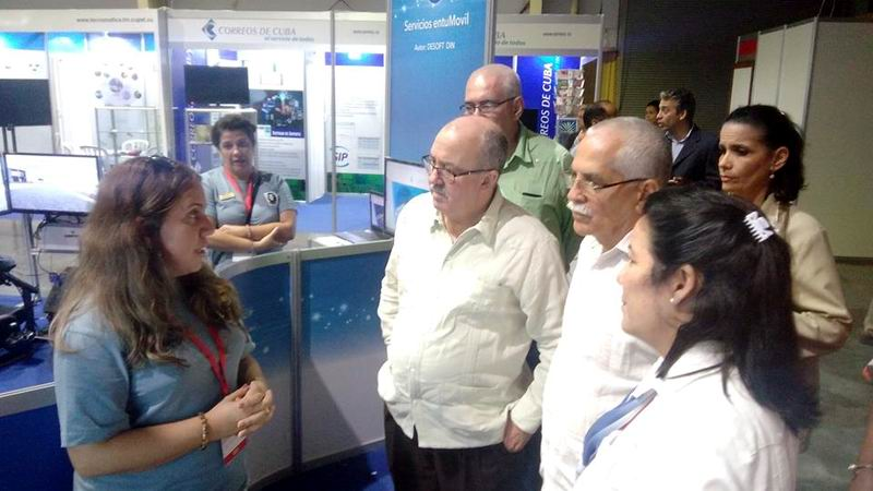 Recorre Fiscal General Feria Informática 2018