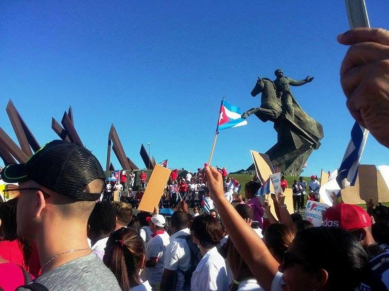 Comenzará a las siete de la mañana desfile del 1ro de Mayo en Santiago