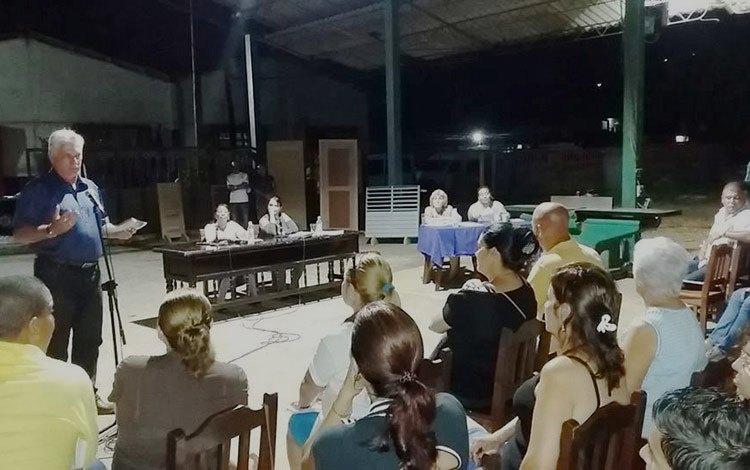 """Díaz-Canel: """"El pueblo de Cuba es constituyente"""""""