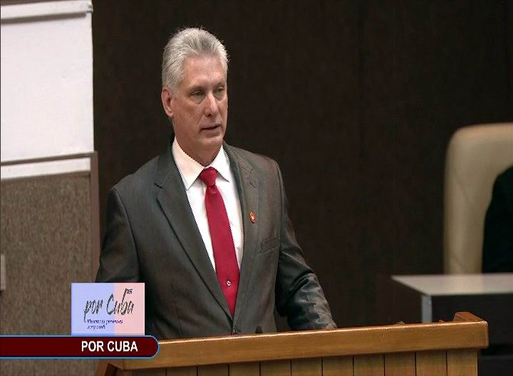 Miguel Díaz-Canel: there will be no room in Cuba for capitalism