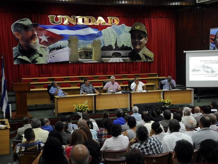 Concluyó Díaz Canel visita de gobierno a Granma. Foto: Estudios Revolución