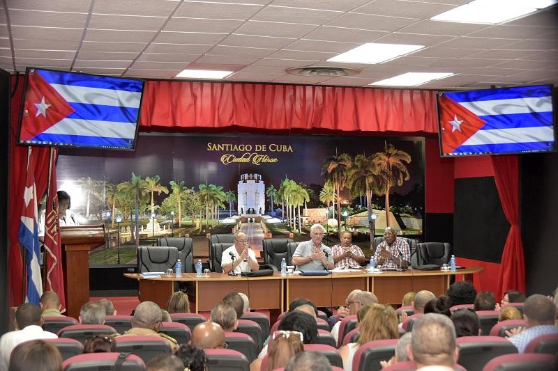 La lealtad y el amor de Santiago de Cuba