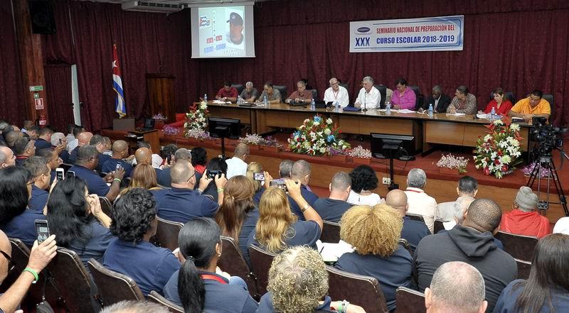 Cuba: Diaz Canel speaks on Cuban sports system