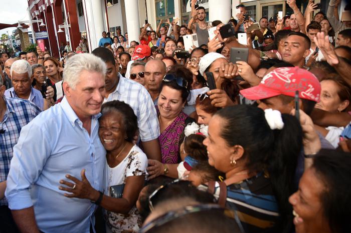 Cubanos y dominicanos celebran 60 años de la Revolución