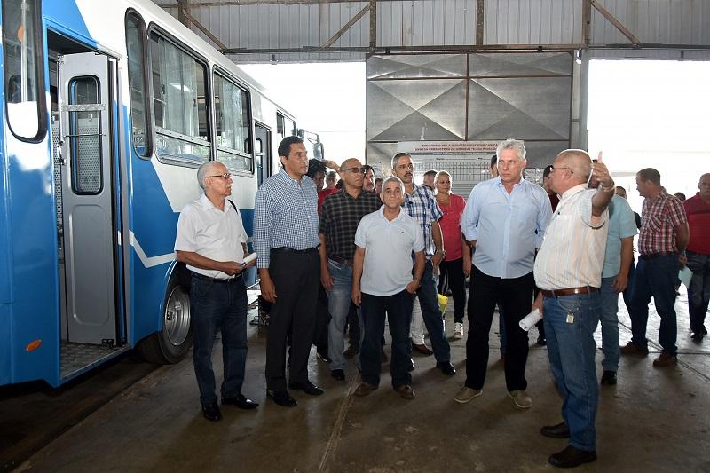 Visitas de gobierno a las provincias: dar en la diana
