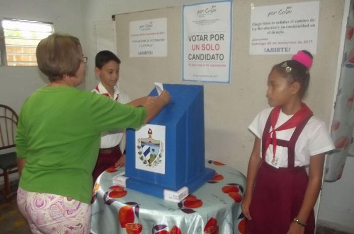 En marcha segunda vuelta de elecciones (+fotos)