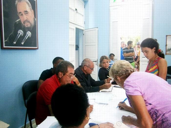 Disponen fecha de constitución de las Asambleas Municipales del Poder Popular