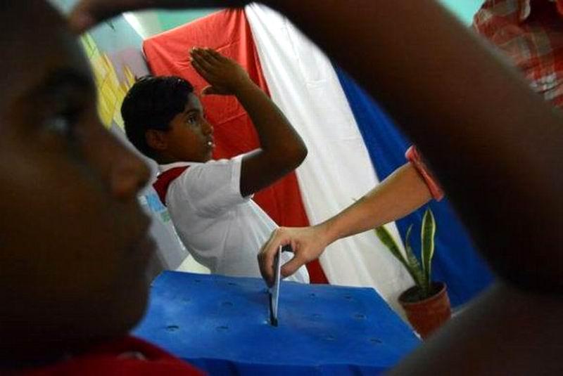 Cuba apuesta por los candidatos del pueblo (+Audio e infografía)
