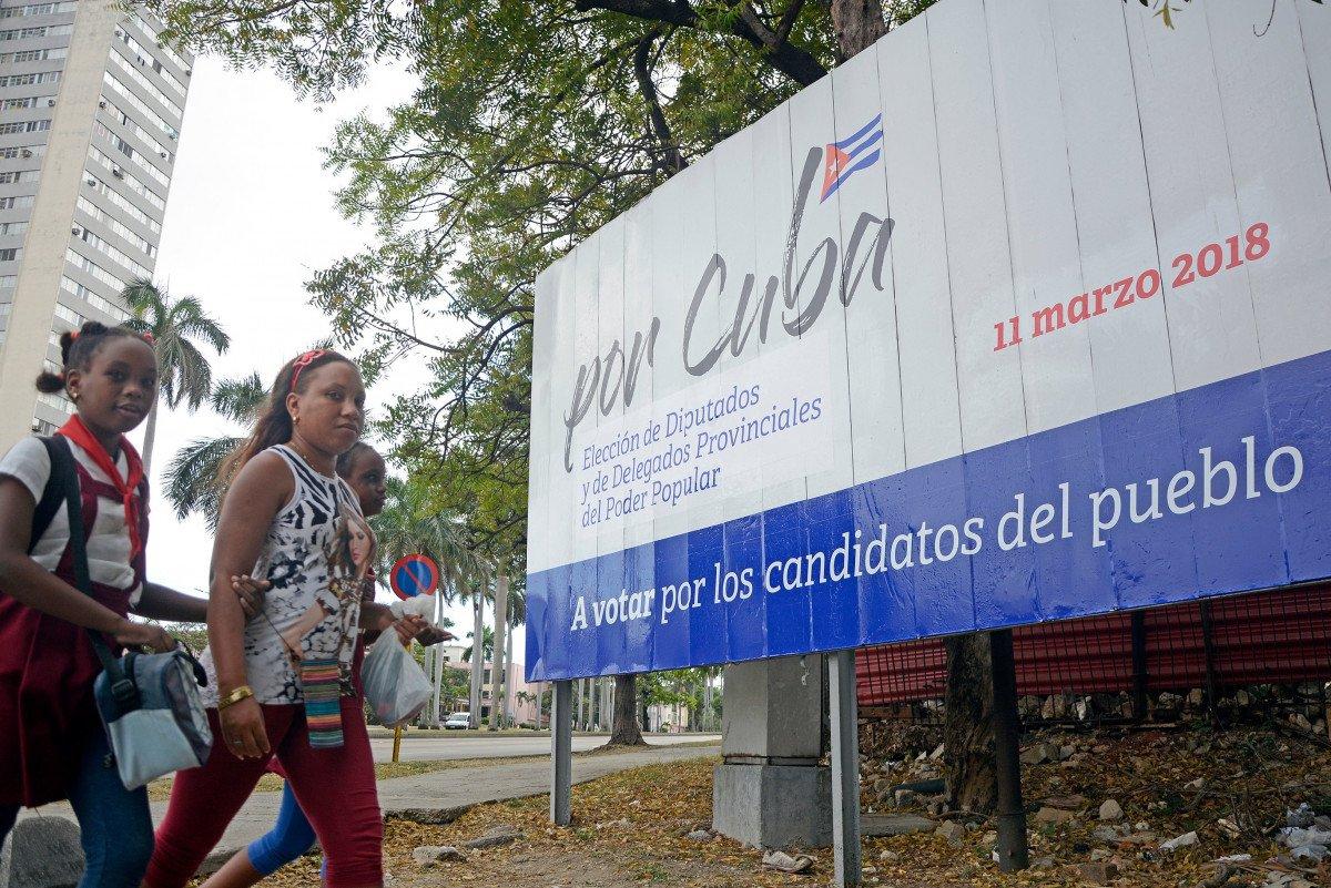 #PorCuba votamos este #11DeMarzo