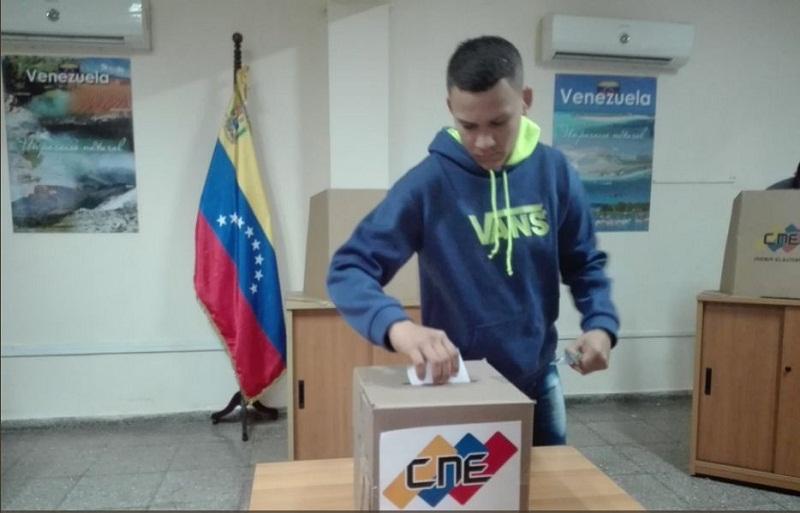 Elecciones venezolanas, también en La Habana