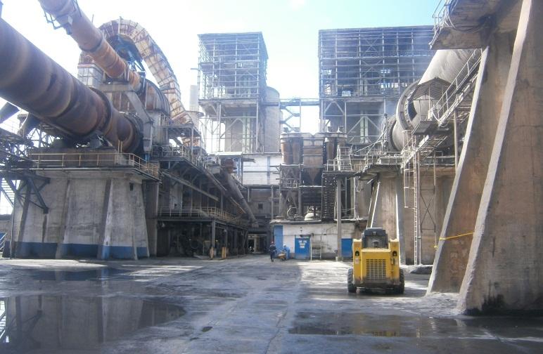 Acometen reparación en Cementos Cienfuegos, industria inaugurada por Fidel (+Audio)