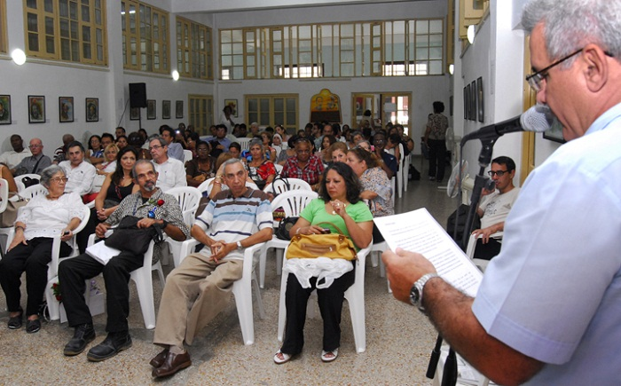 Acoge Cuba, Taller internacional de la clase obrera (+Audio)