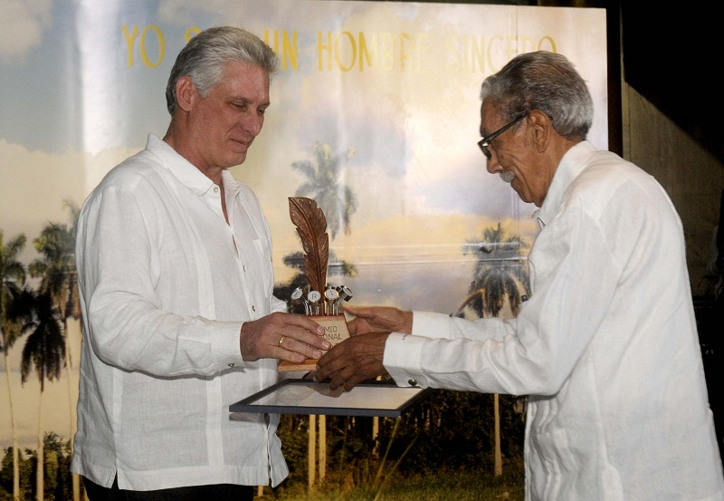 Miguel Diaz-Canel Highlights Role of Vanguard of the Cuban Press