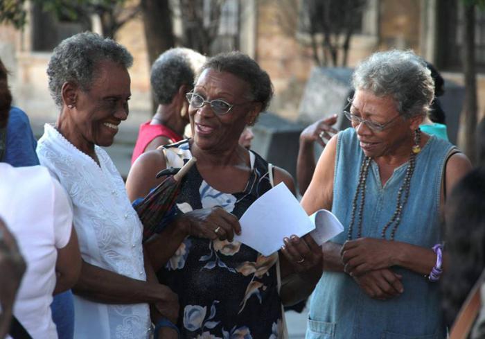 Actitud positiva ante la vida retrasa el envejecimiento