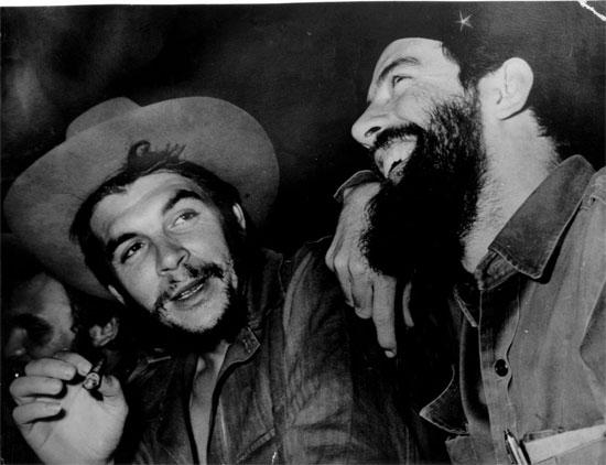 El Che y Camilo tenían una gran amistad