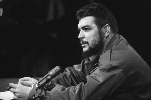 El Che habla de la Casa de las Américas