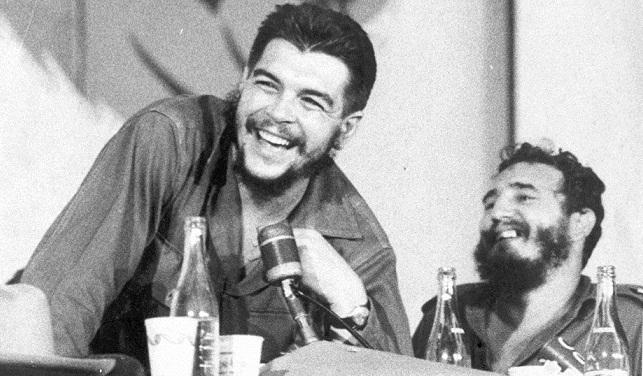 El Che habla en el seminario La Juventud y la Revolución