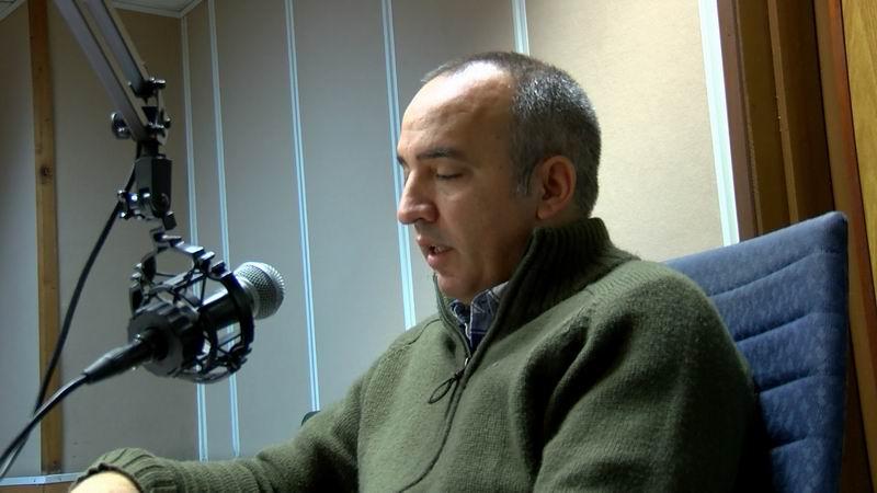 Ernesto Soberón Guzmán, director de la Dirección de Asuntos Consulares y de Cubanos Residentes en el Exterior, del MINREX. Foto: Alejandro Rojas